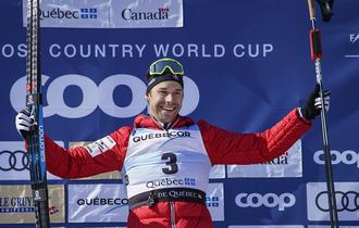 Champion skier Alex Harvey retires on a high note