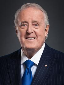 Photo de monsieur Brian Mulroney