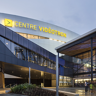 Link to Videotron Centre
