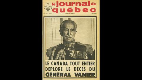 1967 – The first issue of Le Journal de Québec comes out on March 6. It is the first tabloid-style daily for eastern Québec and no easy feat, as the paper is printed every morning … in Montréal!