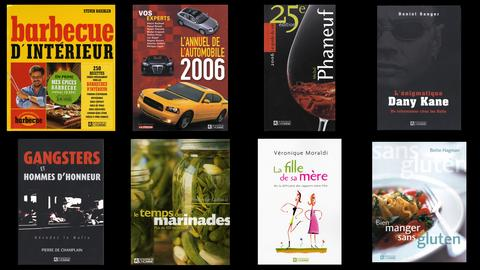 2005 - Quebecor Media acquires Sogides and becomes the largest publisher of French-language books in Canada.
