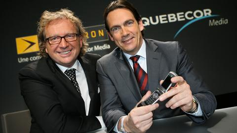 2010 − Videotron makes history by becoming the first new telecom entrant to launch its own mobile network.