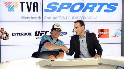 2011 − TVA Sports specialty channel launched.
