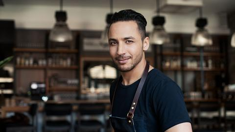 CASA showcases local talent with shows such as Hakim Chajar – Inspiration chef (seen in photo) and Les rénos d'Hugo.